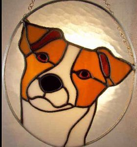 parson jack russell pattern
