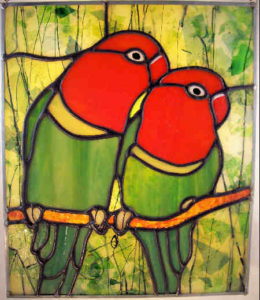 Birds Menu Button