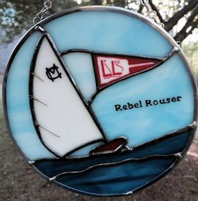 Rebel Rousers Sailing Trophy