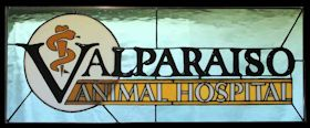 Valparaiso Animal Hospital sign